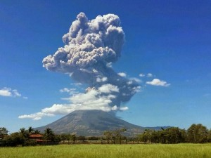 Cloud-from-Chaparrastique_ Volcano