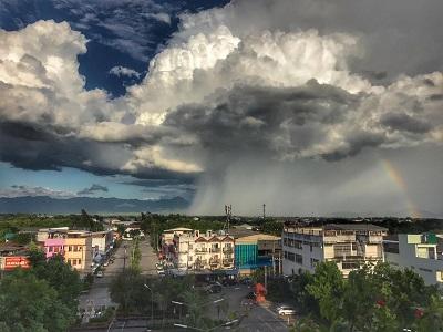 2017-06-21 Rain & Rainbow